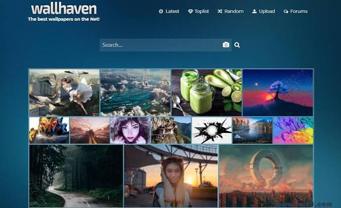 WallHaven:一个可以搜索高清壁纸的网站