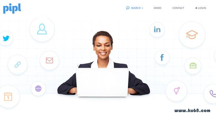 Pipl:深网人物搜索引擎