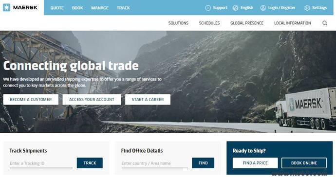 马士基_Maersk:马士基航运,世界最大的集装箱船运公司