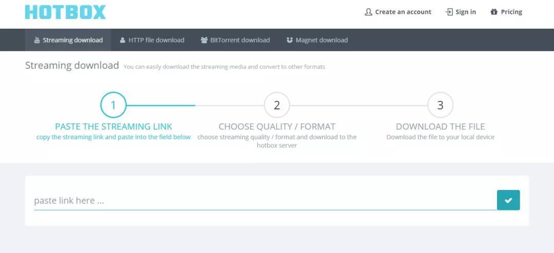 HOTBOX官网 在线轻松下载网站视频并转换为其他格式