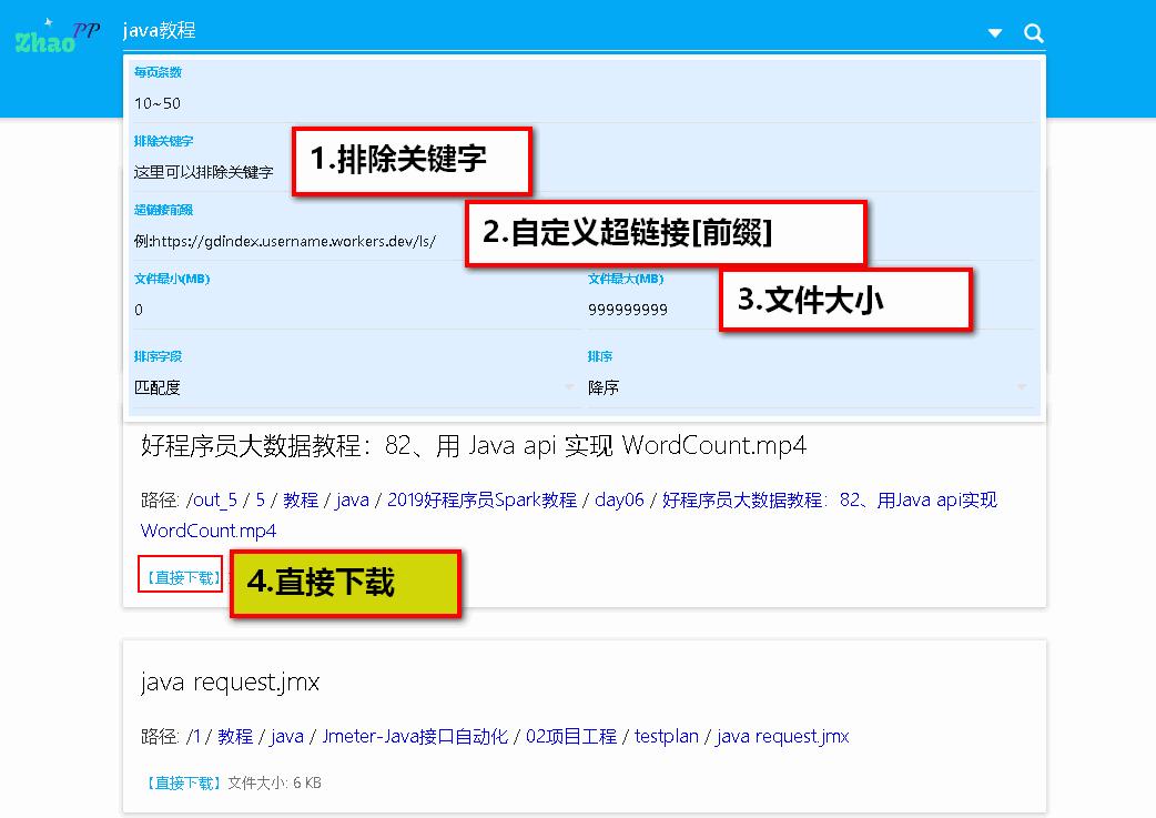 Zhao PP官网 Google Drive谷歌网盘搜索引擎