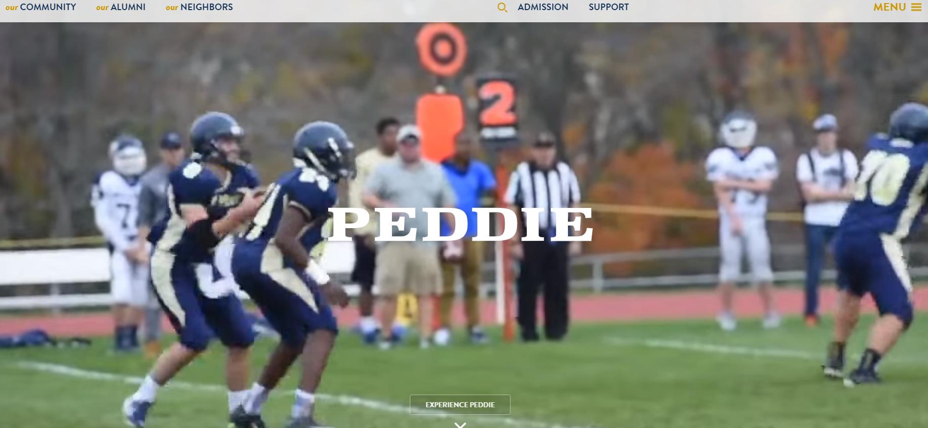 佩迪高中官网 The Peddie School