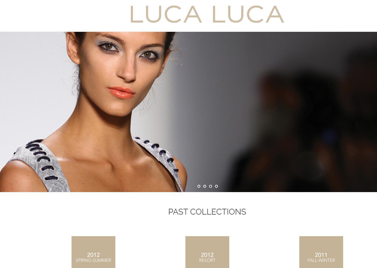 鲁卡鲁卡(lucaluca)官网 世界知名高端女装品牌