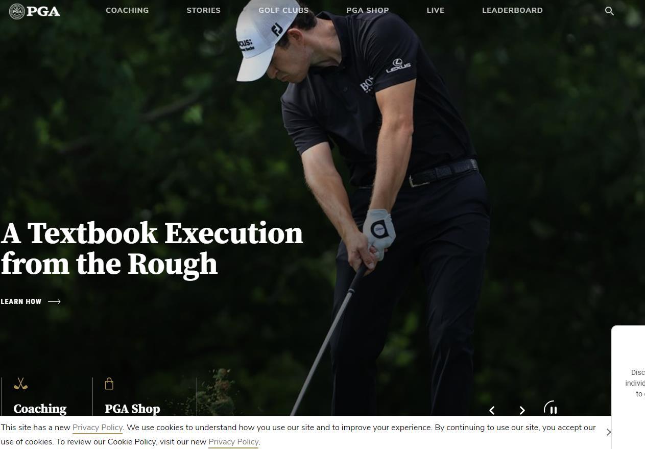 PGA(美国PGA高尔夫)官网 PGA官方旗舰店