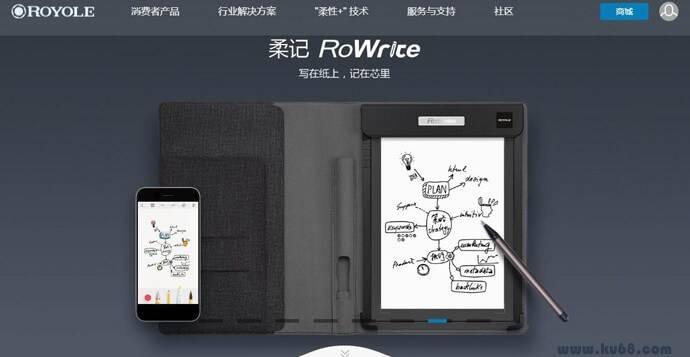 柔宇科技:柔性显示、柔性传感、柔性屏折叠手机