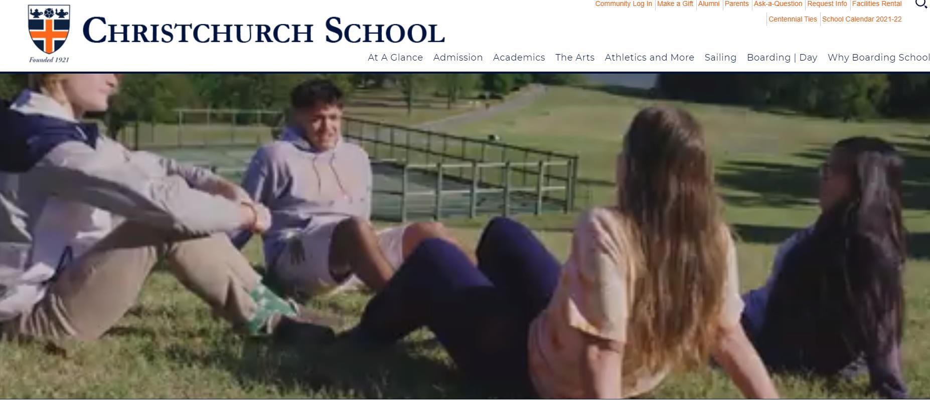 美国基督教中学官网 美国公立中学