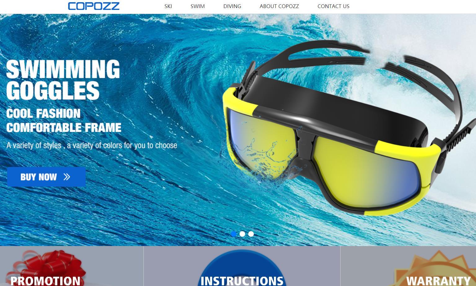 酷破者(COPOZZ)官网 酷破者户外运动品牌官方旗舰店