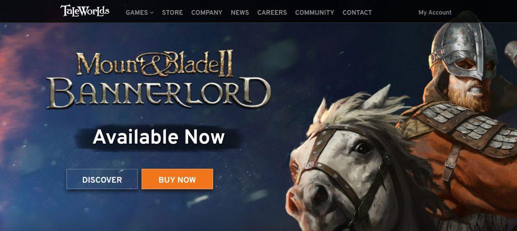 Taleworlds:土耳其游戏开发公司