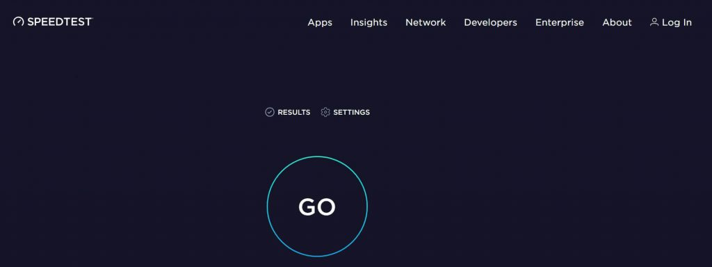 Speedtest:OOKLA宽带网络速度测试网站