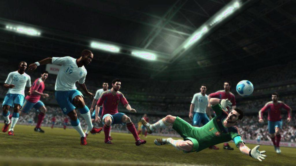 实况足球2019:足球体育竞技游戏