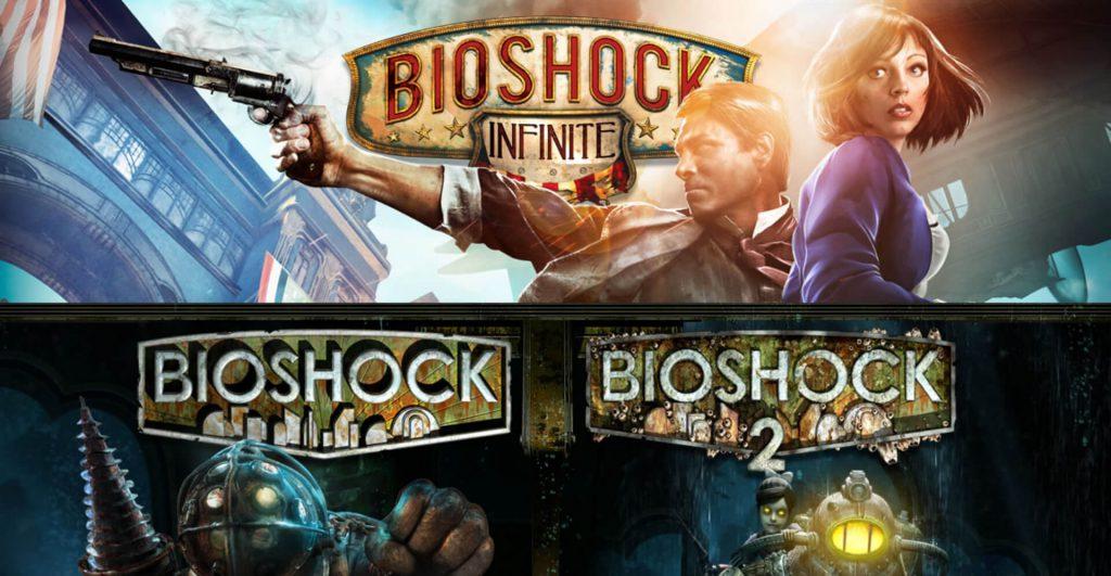 BioShock:生化奇兵动作冒险游戏
