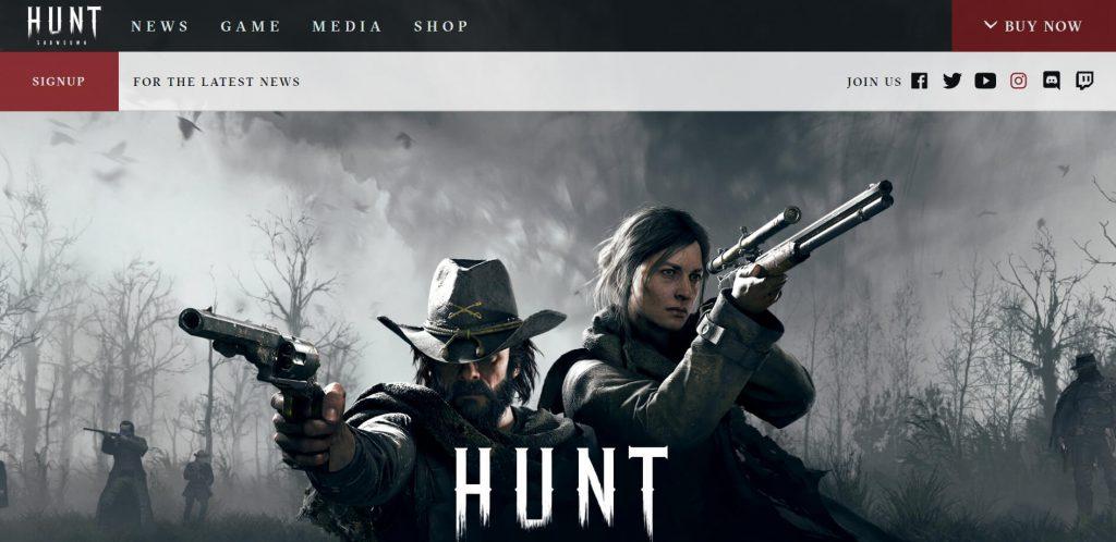 HuntShowdown:猎杀对决在线合作生存游戏