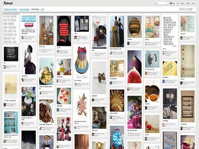 Pinterest:最大的图片社交分享网站