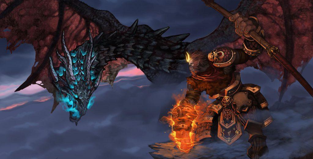 魔兽争霸3:Warcraft即时战略单机游戏